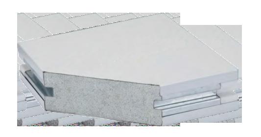 手工聚氨酯夹芯板